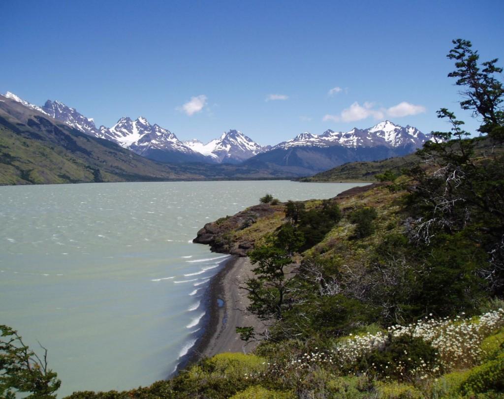 Voyage vélo route Argentine Chili