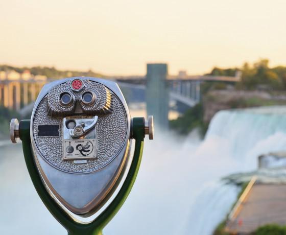 Voyage vélo de route Niagara