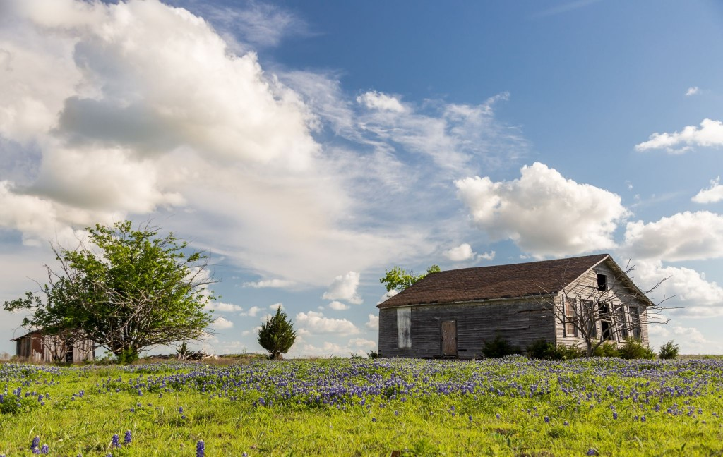 Voyage vélo de route Texas Hill Country